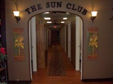 The Sun Club Tanning Salon